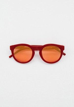 Очки солнцезащитные Hugo HG 1151/S 0Z3. Цвет: красный
