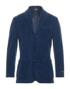 Пиджак BROOKS BROTHERS. Цвет: синий