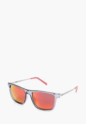 Очки солнцезащитные PUMA PE0043S006. Цвет: серый