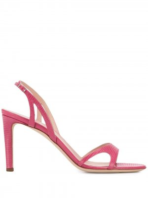 Босоножки с ремешками Giuseppe Zanotti. Цвет: розовый