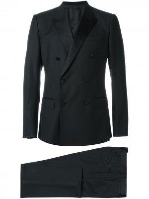 Вечерний костюм-тройка Dolce & Gabbana. Цвет: черный