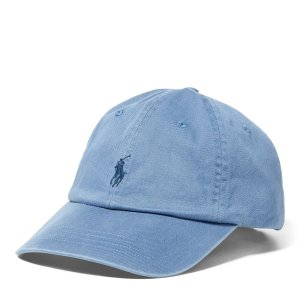Бейсболка LaRedoute. Цвет: синий