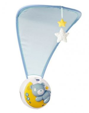 Игрушки для малышей CHICCO. Цвет: небесно-голубой