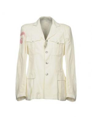 Пиджак JOHN GALLIANO. Цвет: белый