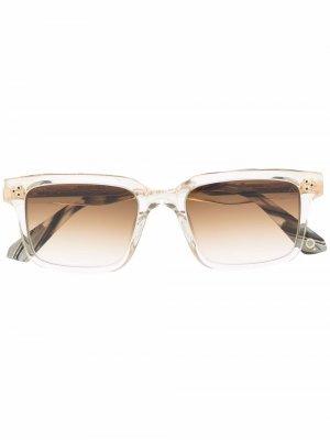 Солнцезащитные очки с эффектом градиента Etnia Barcelona. Цвет: нейтральные цвета