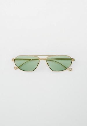 Очки солнцезащитные Emporio Armani EA2113 300280. Цвет: серебряный
