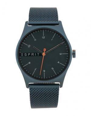 Наручные часы ESPRIT. Цвет: темно-синий