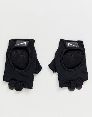 Черные перчатки Training Nike
