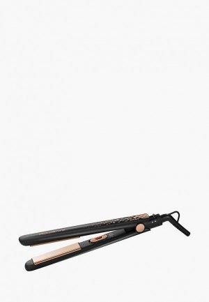 Выпрямитель для волос Rowenta. Цвет: черный