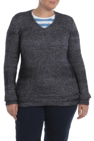 Пуловер PAUL&SHARK. Цвет: фиолетовый