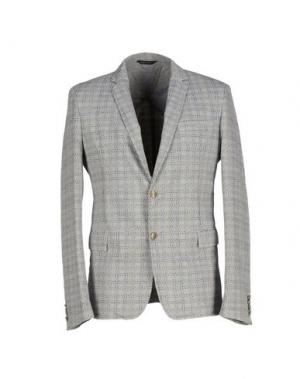 Пиджак ITALIANS GENTLEMEN. Цвет: светло-серый