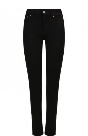 Однотонные джинсы прямого кроя Polo Ralph Lauren. Цвет: чёрный