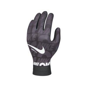 Детские футбольные перчатки Jr. Academy HyperWarm - Серый Nike
