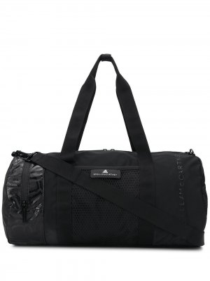 Дорожная сумка adidas by Stella McCartney. Цвет: черный