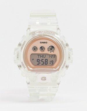 Наручные часы G Shock GMD-S6900SR-Очистить Casio