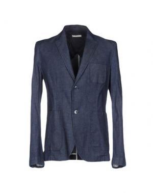 Пиджак OBVIOUS BASIC. Цвет: синий