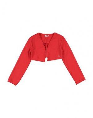 Пиджак MEILISA BAI. Цвет: красный
