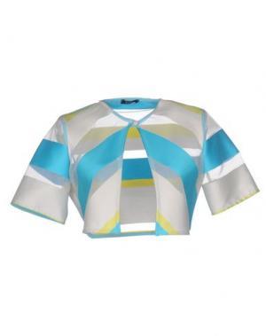 Пиджак HANITA. Цвет: лазурный