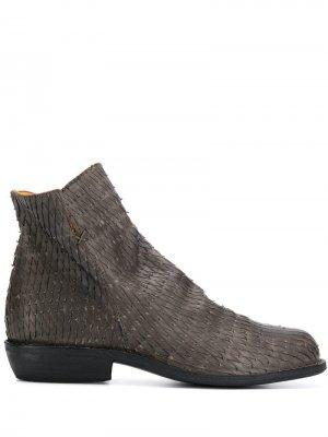 Ботинки Chill Minuit Fiorentini + Baker. Цвет: серый