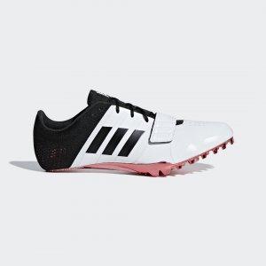 Шиповки для легкой атлетики adizero accelerator Performance adidas. Цвет: красный