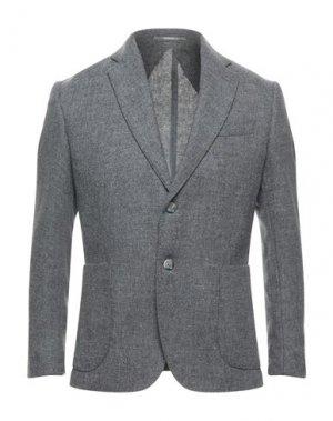 Пиджак HAVANA & CO.. Цвет: серый