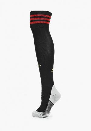 Гетры adidas MUFC H SO. Цвет: черный
