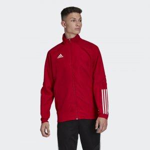 Парадная куртка Condivo 20 Performance adidas. Цвет: красный