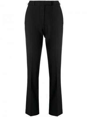 Классические прямые брюки Etro. Цвет: черный