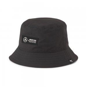 Панама Mercedes F1 Bucket Hat PUMA. Цвет: черный