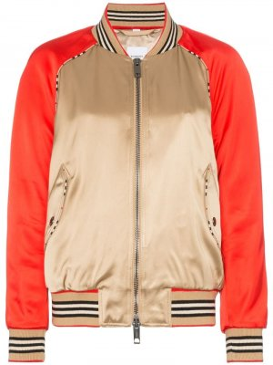 Куртка-бомбер Harlington Burberry