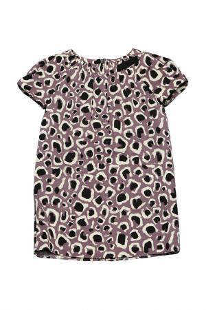 Платье Gucci Junior. Цвет: коричневый