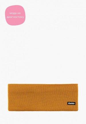 Повязка Eisbar Havel high STB. Цвет: оранжевый