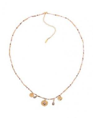Ожерелье CHAN LUU. Цвет: розовый