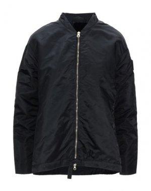 Куртка DUVETICA. Цвет: черный
