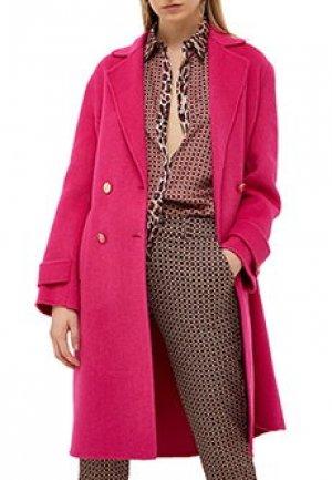 Пальто LIU JO. Цвет: розовый