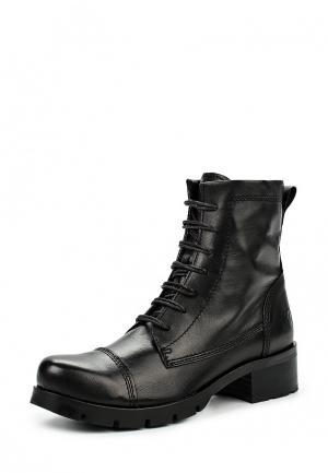 Ботинки Felmini FE020AWKKX33. Цвет: черный