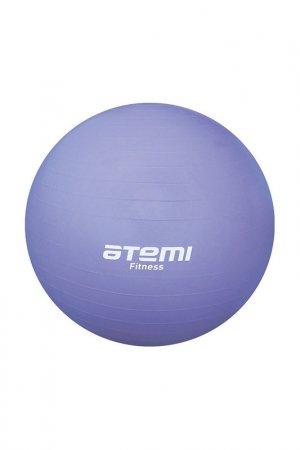 Мяч гимнастический, 75 см Atemi. Цвет: фиолетовый