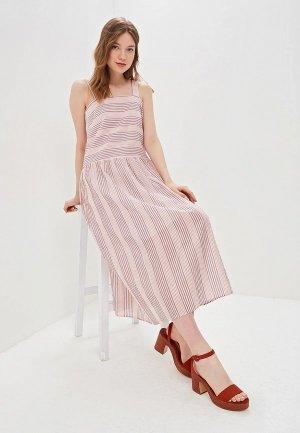 Сарафан Sisley. Цвет: розовый
