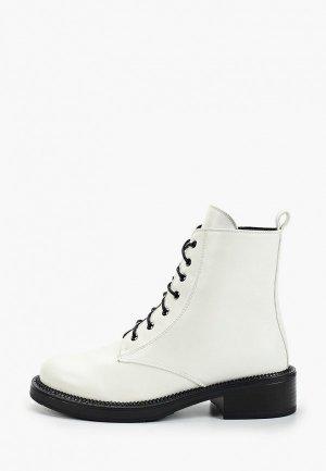 Ботинки Calipso. Цвет: белый