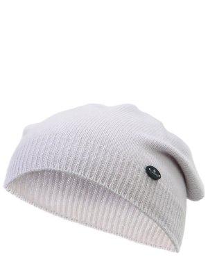 Вязаная шапка из шерсти Canadiens. Цвет: разноцветный