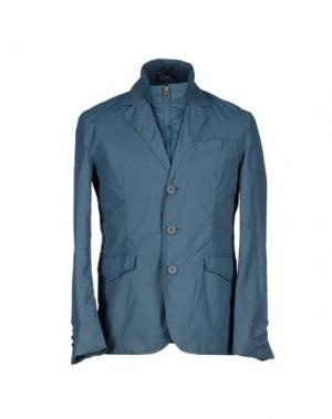 Пиджак 313 TRE UNO. Цвет: пастельно-синий