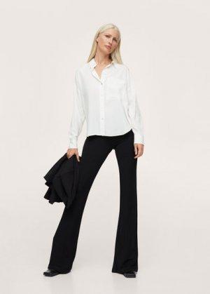Рубашка 100% лиоцелл - Lima Mango. Цвет: белый
