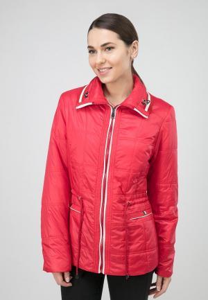 Куртка утепленная Ostrich. Цвет: красный