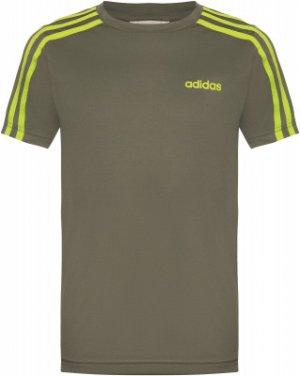 Майка женская adidas Gameset HEAT.RDY, размер 46-48. Цвет: зеленый