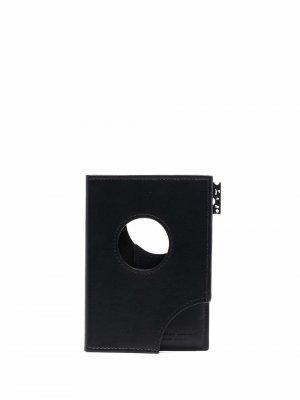Обложка для паспорта Meteor Off-White. Цвет: черный