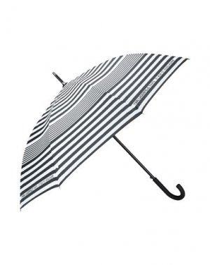 Зонт KARL LAGERFELD. Цвет: белый