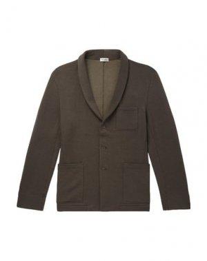 Пиджак CAMOSHITA by UNITED ARROWS. Цвет: темно-коричневый