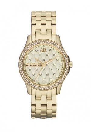 Часы Armani Exchange AX5216. Цвет: золотой