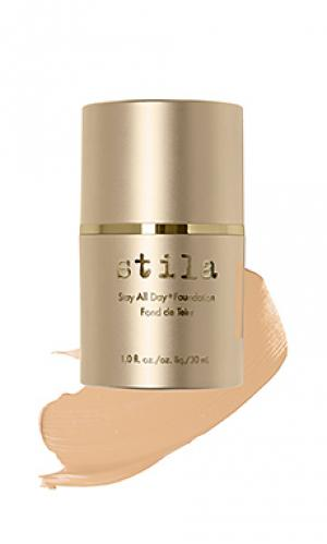Тональная основа и консилер stay all day Stila. Цвет: beauty: na