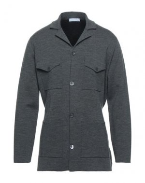 Пиджак CRUCIANI. Цвет: свинцово-серый